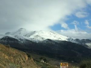 Avslutningsvis lite snöbilder..